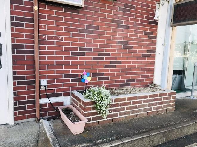 スナックももか花壇